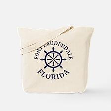 Cute South beach florida Tote Bag