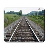 Train Mouse Pads