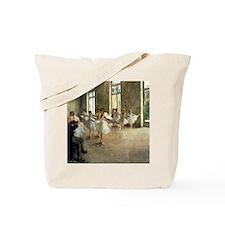Dance Rehearsal Tote Bag