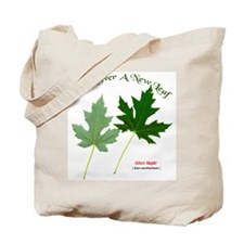The Silver Maple Tote Bag