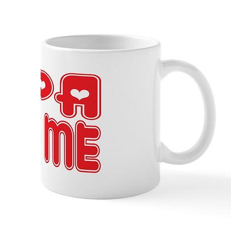 A CPA Loves Me Mug