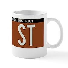 93rd Street in NY Mug
