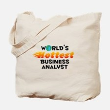 World's Hottest Busin.. (C) Tote Bag