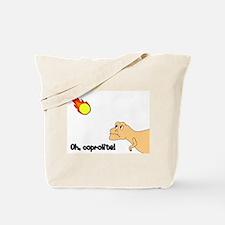 coprolite Tote Bag