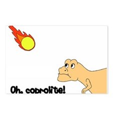coprolite Postcards (Package of 8)