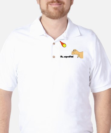 coprolite Golf Shirt