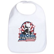 McCain is my Homeboy Bib