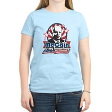 McCain is my Homeboy T-Shirt