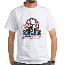 McCain is my Homeboy Shirt