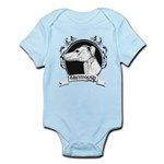 Greyhound Infant Bodysuit