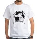 Greyhound White T-Shirt