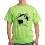 Greyhound Green T-Shirt