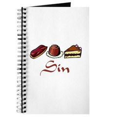 Chocolate is Sin Journal