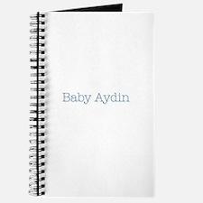 Cute Aiden Journal