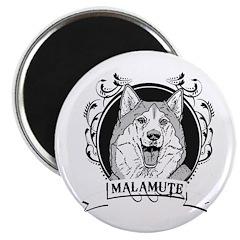 Malamute Magnet