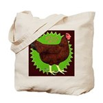 Rhode Island Red Hen2 Tote Bag