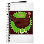 Rhode Island Red Hen2 Journal