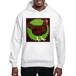 Rhode Island Red Hen2 Hooded Sweatshirt