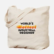 World's Hottest Indus.. (B) Tote Bag