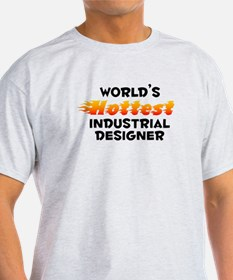 World's Hottest Indus.. (B) T-Shirt