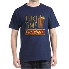 Key West Tiki Time - T-Shirt