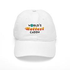 World's Hottest Caddy (C) Baseball Cap