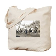 Grangeville Race Tote Bag