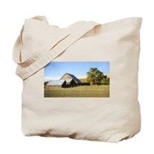 Barn today, view II Tote Bag