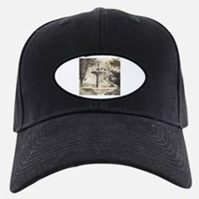 Fountain Baseball Hat