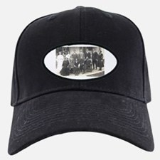 Lorang family, front porch Baseball Hat