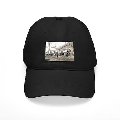 Grangeville Race Black Cap