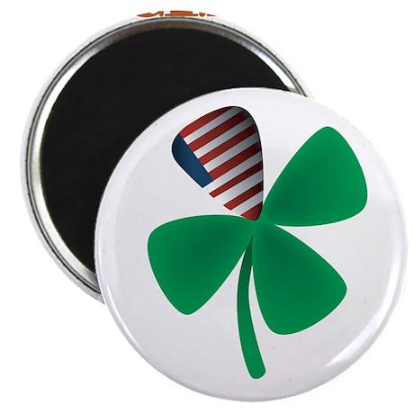 Irish American Magnet