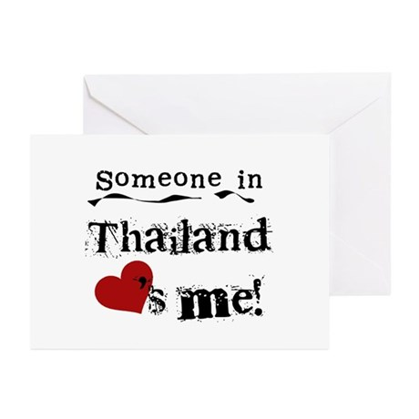 Thailand Loves Me Greeting Cards (Pk of 10)