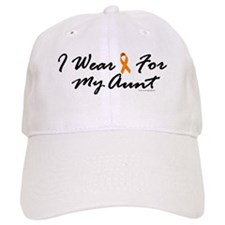 I Wear Orange For My Aunt 1 Cap