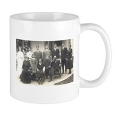 Lorang family, front porch Mug