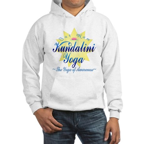Kundalini Yoga Hooded Sweatshirt
