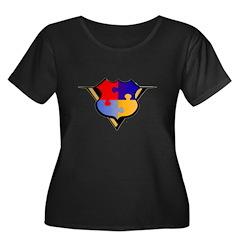 APV Puzzle V Logo T