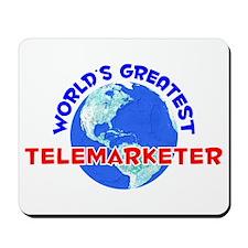 World's Greatest Telem.. (E) Mousepad