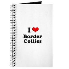 I heart Border Collies Journal