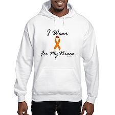 I Wear Orange For My Niece 1 Hoodie