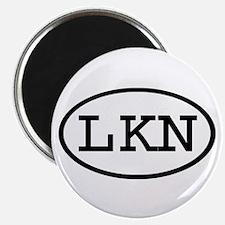 LKN Oval Magnet
