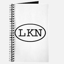 LKN Oval Journal