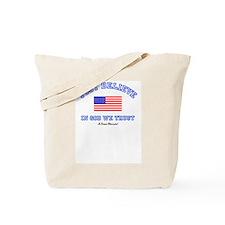 Unique Christian left Tote Bag