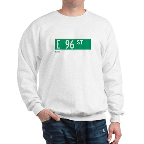 96th Street in NY Sweatshirt
