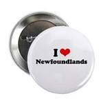 I Love Newfoundlands 2.25