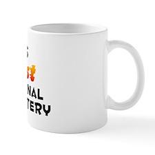 World's Hottest Inter.. (B) Mug