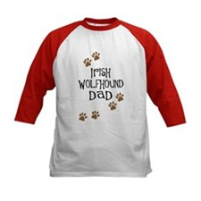 Irish Wolfhound Dad Tee