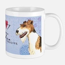 Wire Fox Terrier Small Mugs