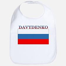 Davydenko Russia Flag Bib