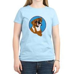 Brown Boxer T-Shirt